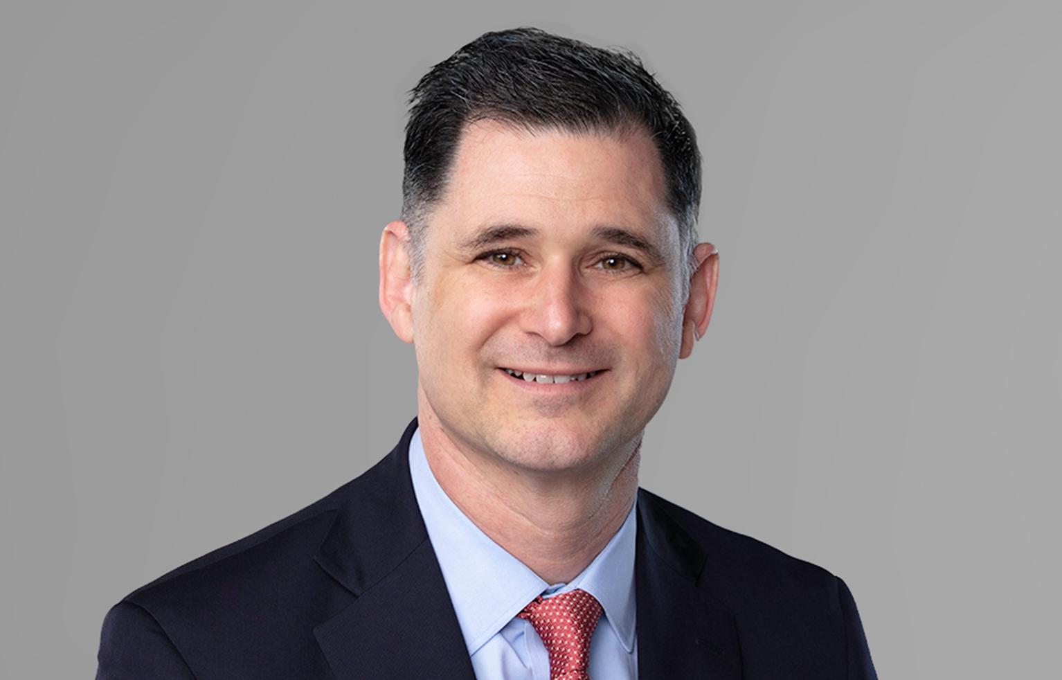 Greg Aronin VP, External Affairs